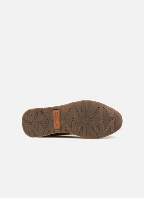 Baskets El Naturalista Walky ND93 Beige vue haut