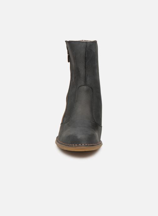 Bottines et boots El Naturalista Colibri N473 Noir vue portées chaussures