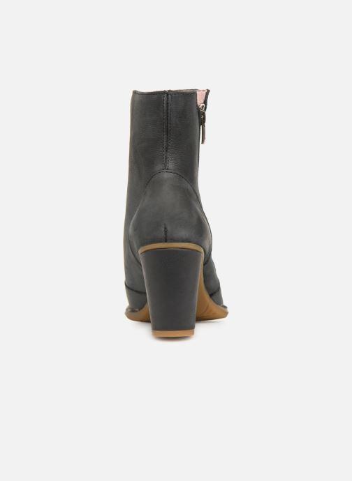 Bottines et boots El Naturalista Colibri N473 Noir vue droite
