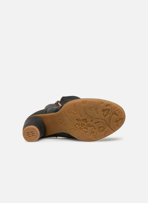 Bottines et boots El Naturalista Colibri N473 Noir vue haut
