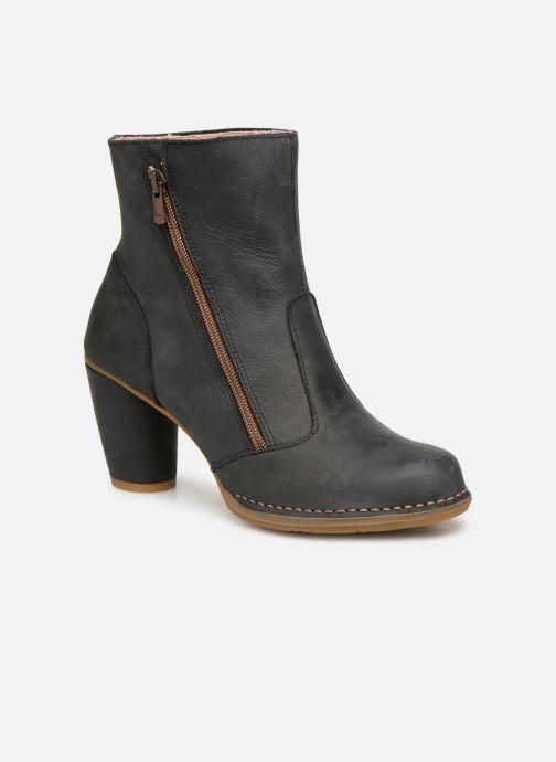 Bottines et boots El Naturalista Colibri N473 Noir vue détail/paire