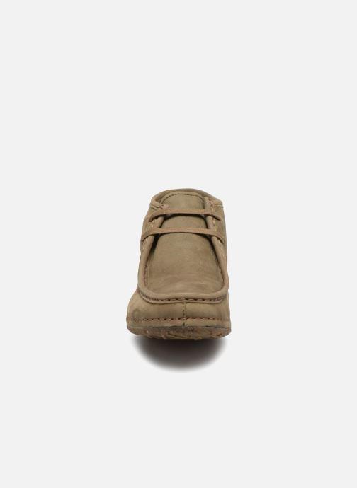 Bottines et boots El Naturalista Angkor N915 Vert vue portées chaussures