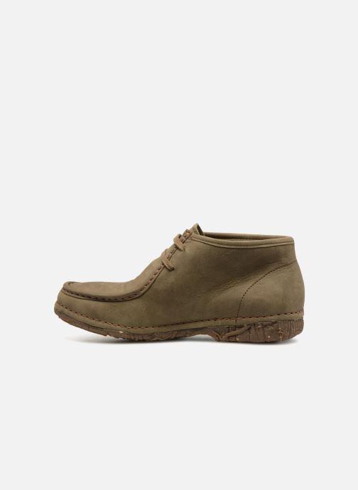 Bottines et boots El Naturalista Angkor N915 Vert vue face