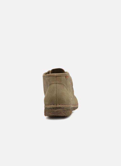 Bottines et boots El Naturalista Angkor N915 Vert vue droite