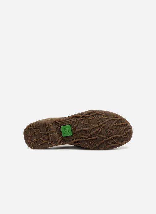 Bottines et boots El Naturalista Angkor N915 Vert vue haut