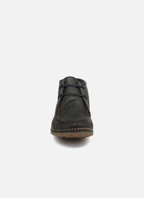 Bottines et boots El Naturalista Angkor N915 Noir vue portées chaussures