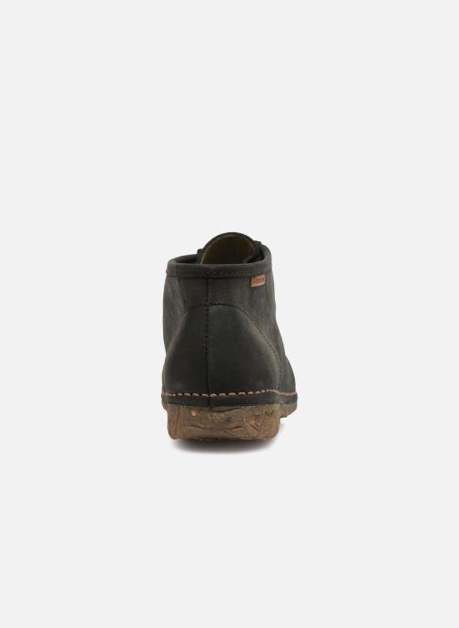 Bottines et boots El Naturalista Angkor N915 Noir vue droite