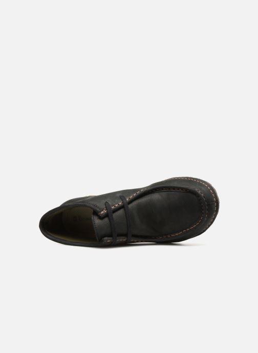 Bottines et boots El Naturalista Angkor N915 Noir vue gauche