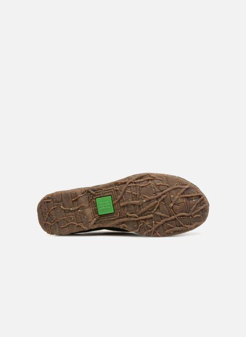 Bottines et boots El Naturalista Angkor N915 Noir vue haut