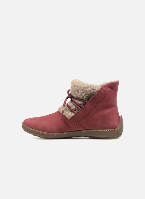 Ankle boots El Naturalista Bee ND17 Pink front view