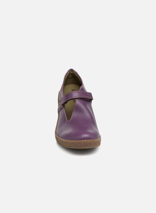 High heels El Naturalista Lichen NF73 Purple model view