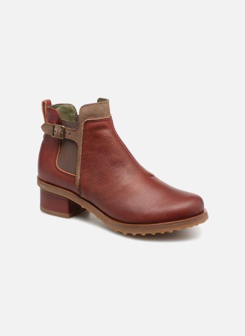 Stiefeletten & Boots El Naturalista Kentia N5104 rot detaillierte ansicht/modell