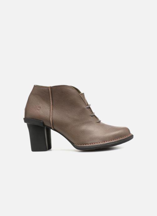 Stiefeletten & Boots El Naturalista Nectar N5141 grau ansicht von hinten
