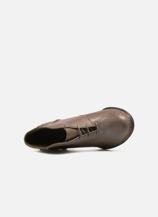 Bottines et boots El Naturalista Nectar N5141 Gris vue gauche