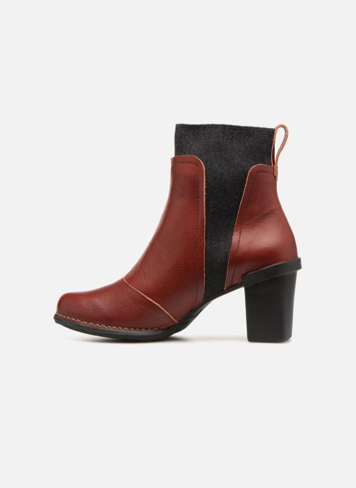 Bottines et boots El Naturalista Nectar N5142 Rouge vue face