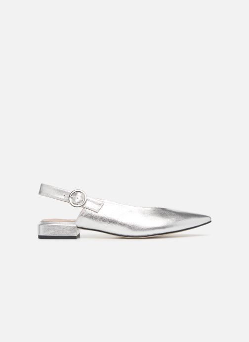 Ballet pumps Made by SARENZA Pastel Affair Ballerines #2 Silver detailed view/ Pair view
