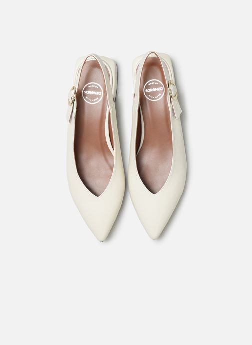 Ballerina's Made by SARENZA Pastel Affair Ballerines #2 Wit model