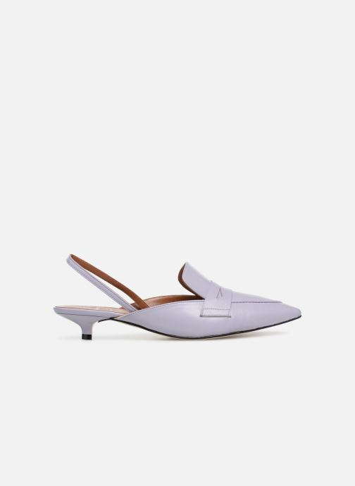 Loafers Made by SARENZA Pastel Affair Mocassins #5 Purple detailed view/ Pair view