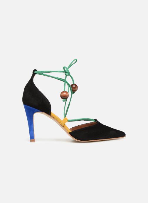 Zapatos de tacón Made by SARENZA UrbAfrican Escarpins #1 Multicolor vista de detalle / par