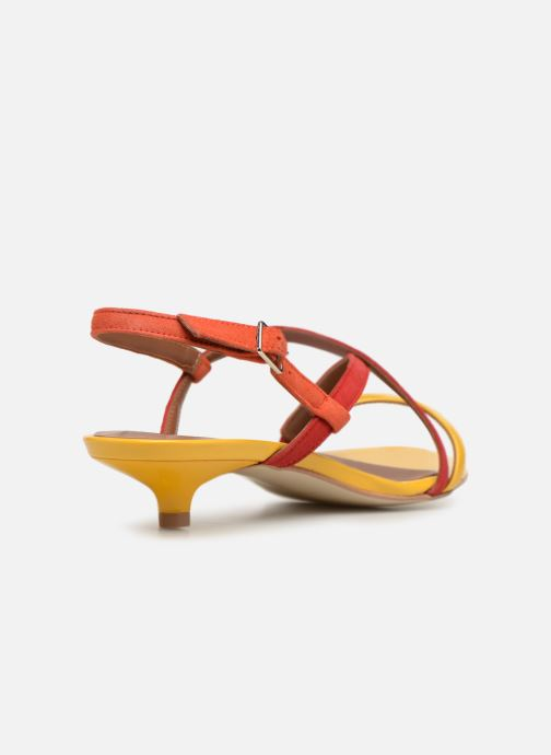 Chez 3 By 353693 Aperte Sandali Plates Urbafrican Scarpe multicolore Made Sandales E Sarenza xgOqwPAAT