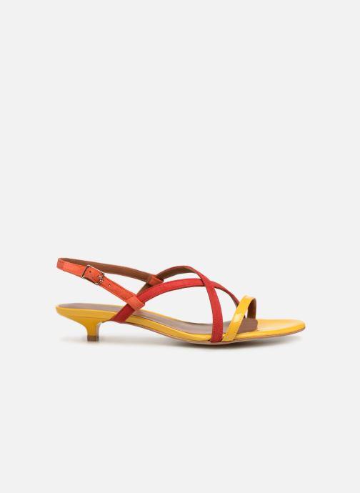 Sandales et nu-pieds Made by SARENZA UrbAfrican Sandales Plates #3 Multicolore vue détail/paire