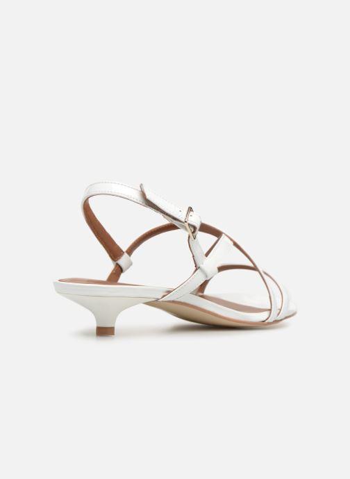 Sandalen Made by SARENZA UrbAfrican Sandales Plates #3 Wit voorkant