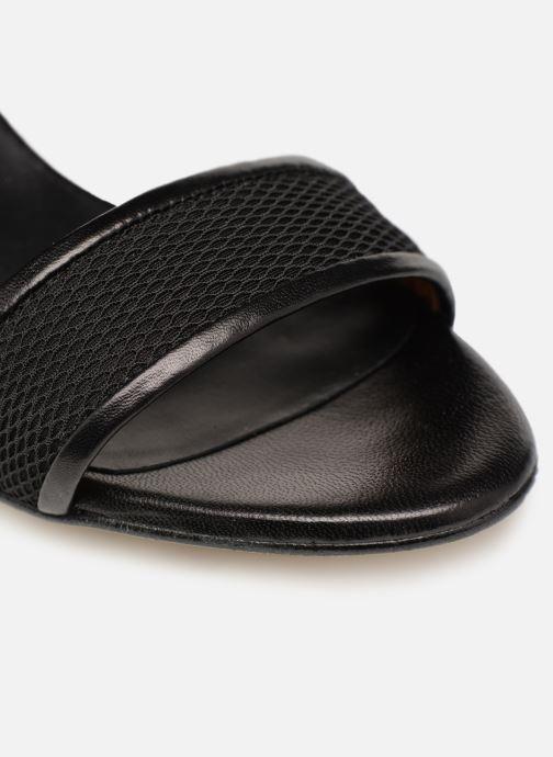 Sandales et nu-pieds Made by SARENZA Sport Party Sandales à Talons #1 Noir vue gauche