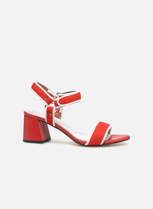 Sandaler Made by SARENZA Sport Party Sandales à Talons #1 Rød detaljeret billede af skoene