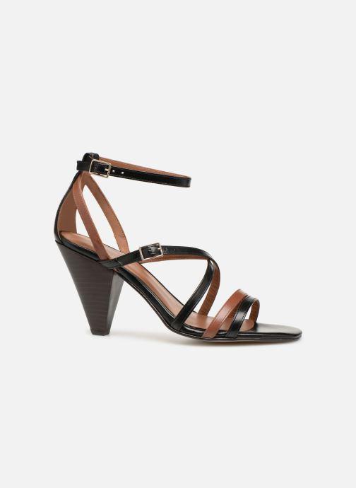 Sandaler Made by SARENZA UrbAfrican Sandales à Talons #6 Sort detaljeret billede af skoene