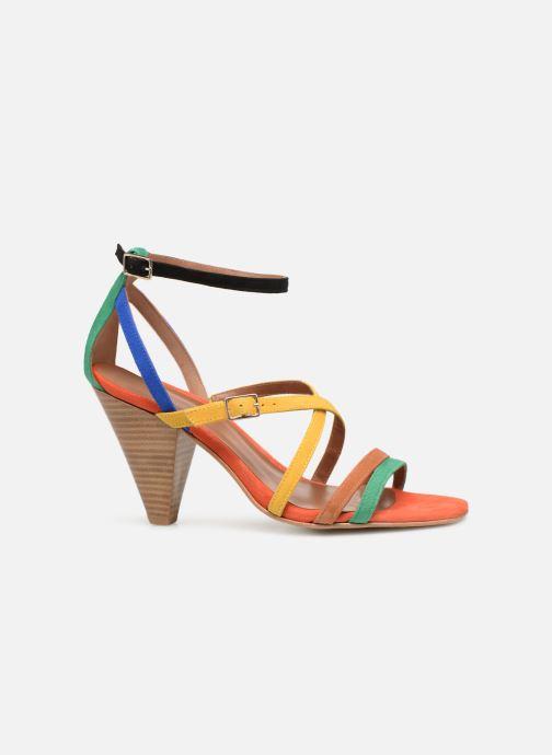 Sandales et nu-pieds Made by SARENZA UrbAfrican Sandales à Talons #6 Multicolore vue détail/paire