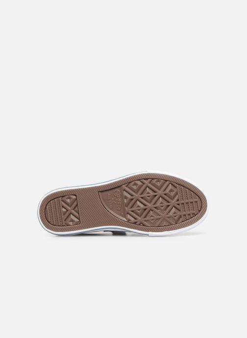 Sneaker Converse Star Player 3V Ox Spring Essentials blau ansicht von oben