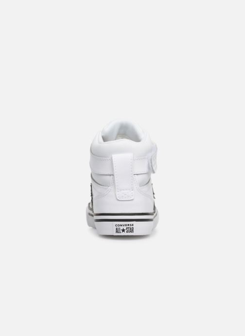 Trainers Converse Pro Blaze Strap Hi Spring Essentials White view from the right