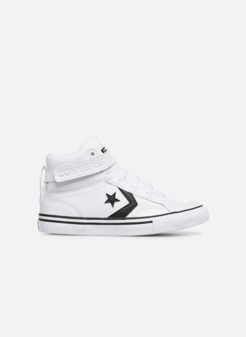 Sneakers Converse Pro Blaze Strap Hi Spring Essentials Wit achterkant
