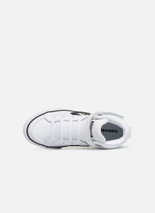 Trainers Converse Pro Blaze Strap Hi Spring Essentials White view from the left