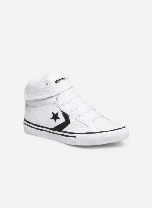 Trainers Converse Pro Blaze Strap Hi Spring Essentials White detailed view/ Pair view
