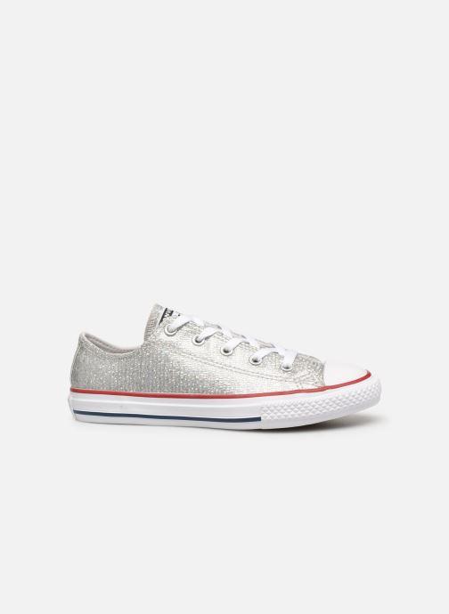 Sneakers Converse Chuck Taylor All Star Ox Sport Sparkle Silver bild från baksidan
