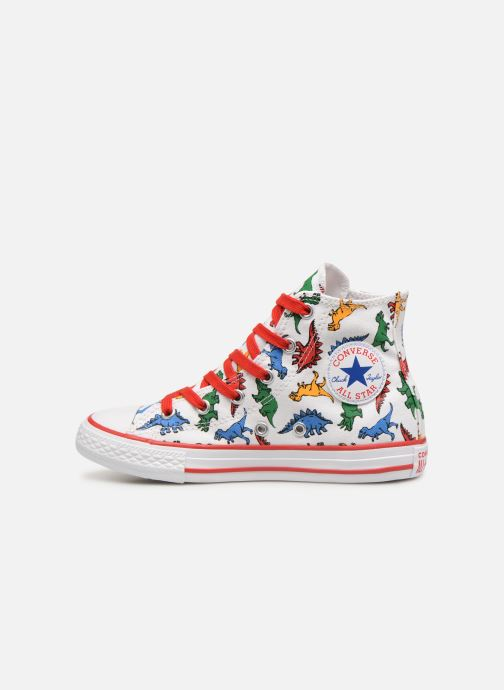 Trainers Converse Chuck Taylor All Star Hi Dinoverse Multicolor front view