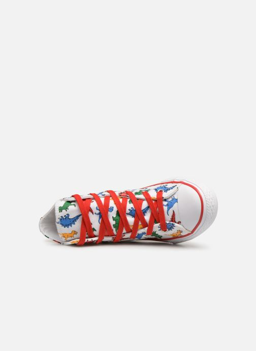 Trainers Converse Chuck Taylor All Star Hi Dinoverse Multicolor view from the left