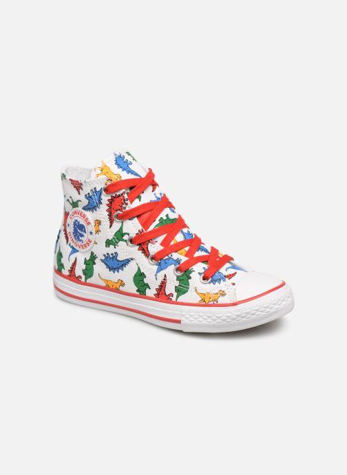 Sneakers Converse Chuck Taylor All Star Hi Dinoverse Multi detaljeret billede af skoene