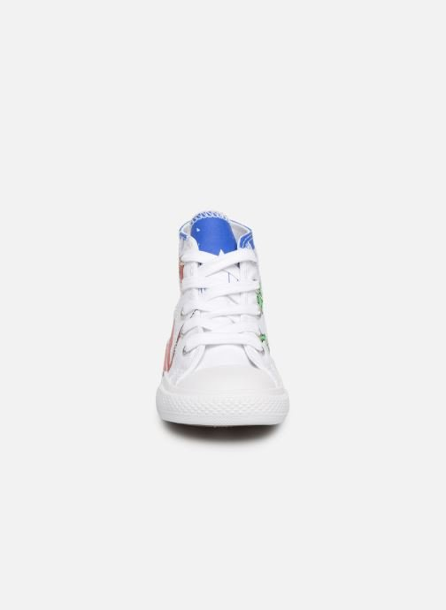 Trainers Converse Chuck Taylor All Star Hi Dinoverse White model view