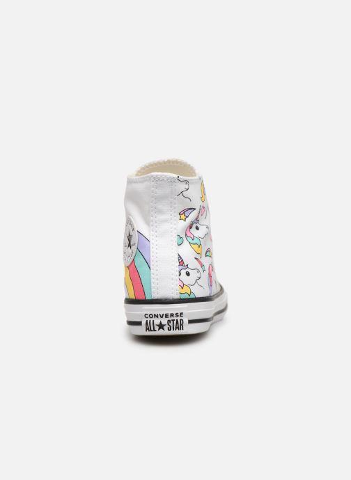 Deportivas Converse Chuck Taylor All Star Hi Unicorn Print Multicolor vista lateral derecha