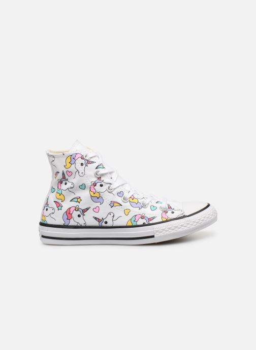 2d309f4aabf Baskets Converse Chuck Taylor All Star Hi Unicorn Print Multicolore vue  derrière