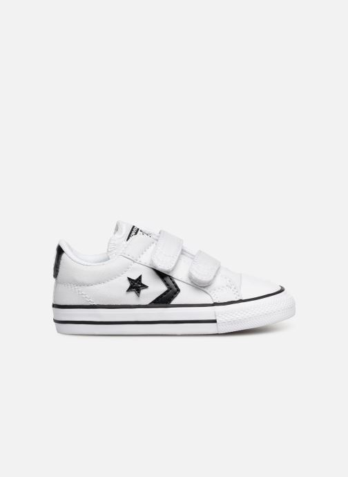 Trainers Converse Star Player 2V Ox Spring Essentials White back view
