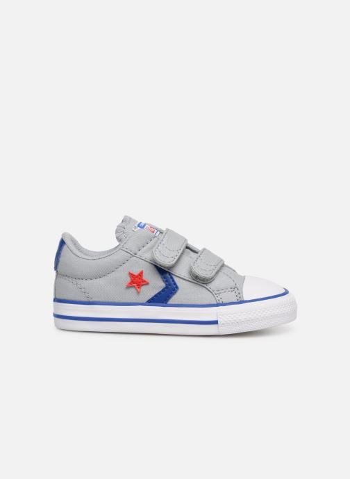 Sneakers Converse Star Player 2V Ox Spring Essentials Grijs achterkant