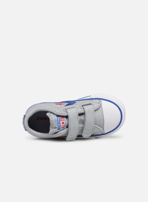 Sneakers Converse Star Player 2V Ox Spring Essentials Grijs links