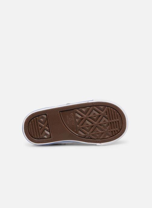 Sneakers Converse Star Player 2V Ox Spring Essentials Grigio immagine dall'alto