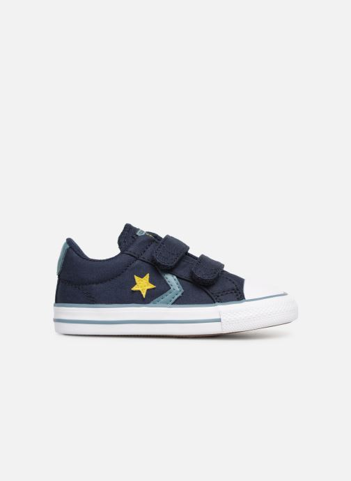 Baskets Converse Star Player 2V Ox Spring Essentials E Bleu vue derrière