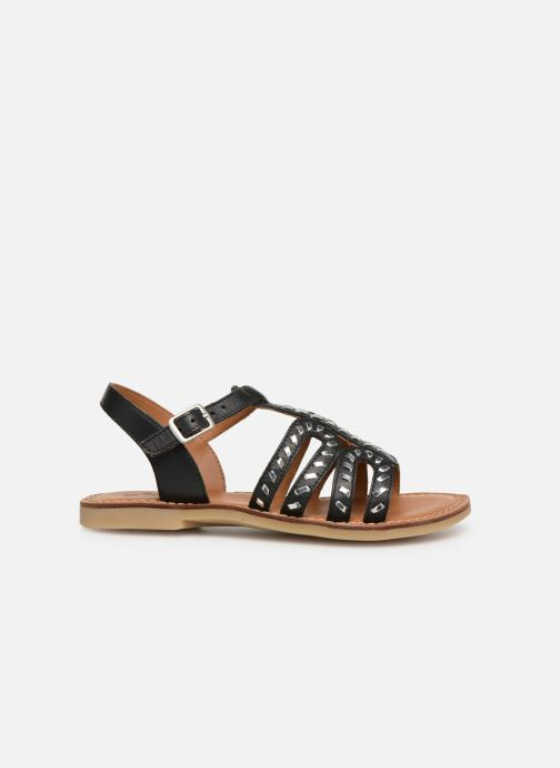Sandali e scarpe aperte Adolie Lazar Curved Nero immagine posteriore