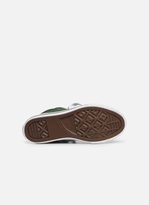 Sneakers Converse Chuck Taylor All Star Street Mid Sport Webbing Groen boven
