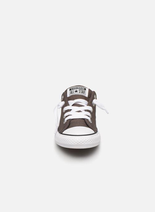 Sneakers Converse Chuck Taylor All Star Street Slip Sport Webbing Grijs model